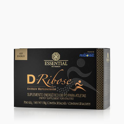 D-RIBOSE ENERGY REPLENISHER CX C 30 SACHES