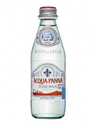 AGUA MINERAL S GAS ACQUA PANNA 250ML