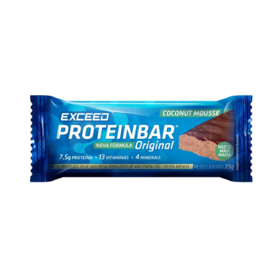PROTEINBAR EXCEED ORIGINAL COCONUT MOUSSE 25G
