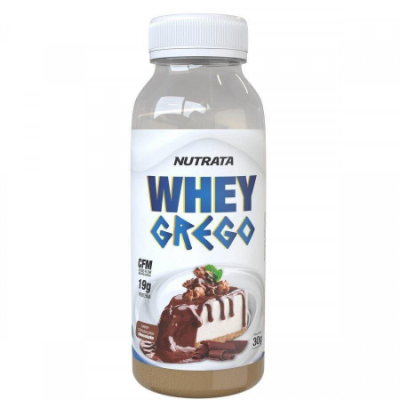 WHEY GREGO CHEESECAKE CHOCOLATE NUTRATA 30G