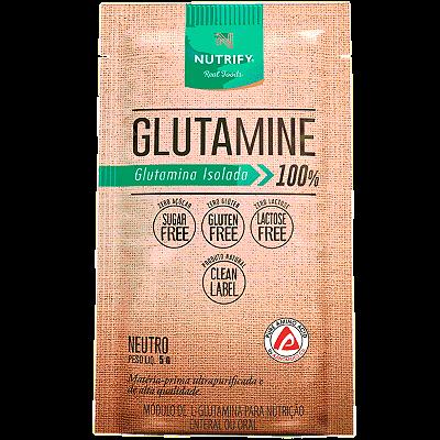 GLUTAMINE 100% NUTRIFY 5G