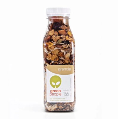 GRANOLA MIX GREENPEOPLE 155G