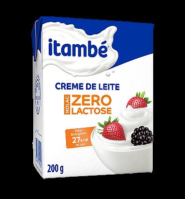 CREME DE LEITE NOLAC ITAMBE 200G