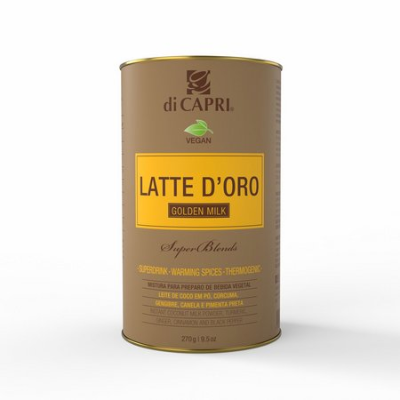 LATTE DORO VEGAN GOLDEN MILK DI CAPRI 200G