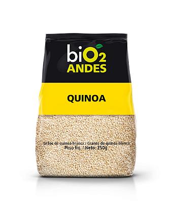 QUINOA GRAOS ANDES BIO2 250G