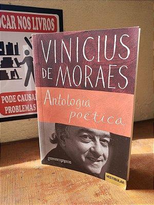 ANTOLOGIA POÉTICA DE VINÍCIUS DE MORAES