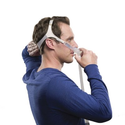 Máscara Almofada Nasal Nuance Pro-Gel - Philips Respironics