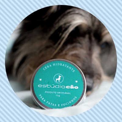 Pomada Hidratante Para Cachorros - Patas e Focinhos Ressecados - Hiperqueratose