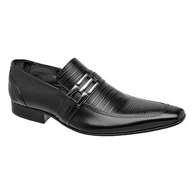 Sapato Social Biggioni Pelica Preto