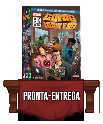 Comic Hunters