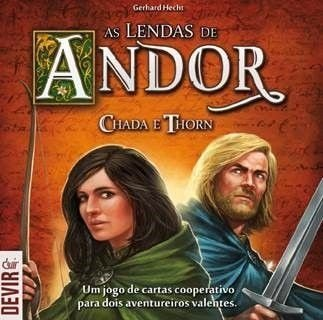 As Lendas de Andor - Chada e Thorn