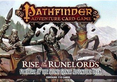 Pathfinder - Fortaleza dos Gigantes de Pedra