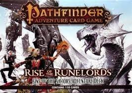 Pathfinder - Pecado dos Salvadores