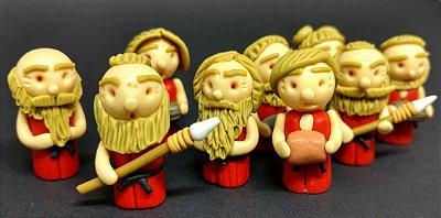 Kit de trabalhadores para Stone Age