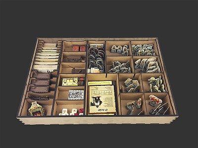 Caixa Organizadora (com insert) para Hero Quest