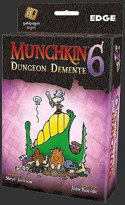 Munchkin 6 (Expansão) - Dungeon Demente