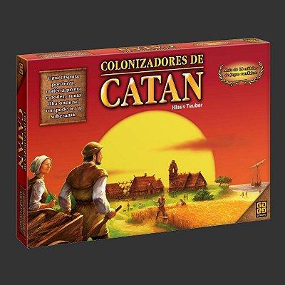 Colonizadores de Catan