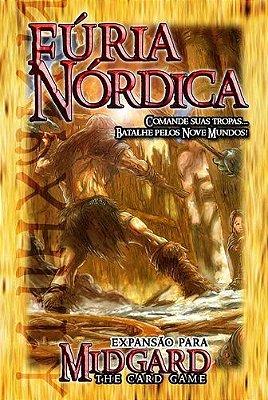 Midgard (Expansão) - Fúria Nórdica