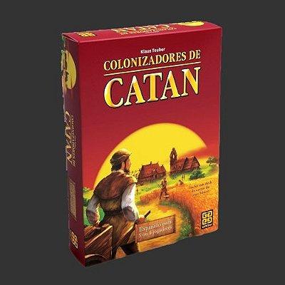 Colonizadores de Catan - Expansão