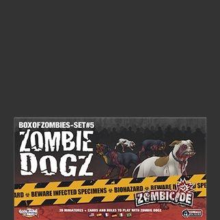 Zombie Dogz - Expansão Zombicide