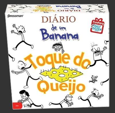 Diário de Um Banana - Toque de Queijo