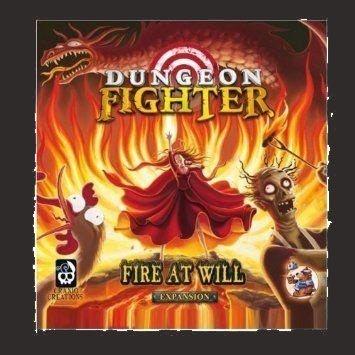 Fogo Neles! - Expansão Dungeon Fighter