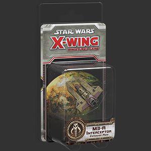 Star Wars X-Wing (Expansão) M3-A Interceptor