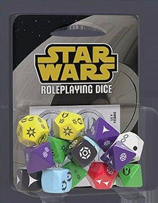 Kit de dados, STAR WARS RPG - Mega Liquidação