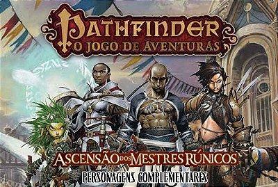 Pathfinder - Expansão personagens complementares