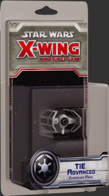 Star Wars X-Wing (Expansão) - Tie Advanced