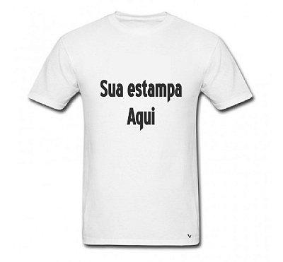 Camisteta Personalizada - Faça sua camiseta
