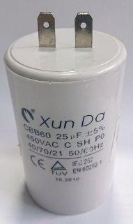 Capacitor 25UF