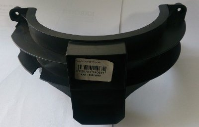 Flange do motor p/ lavadora K 3.98