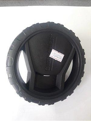 Roda para lavadora Karcher modelo K2 (unitária)