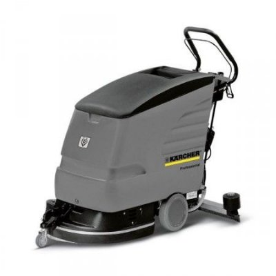 Lavadora e Secadora de Pisos Karcher BD 530 Bateria