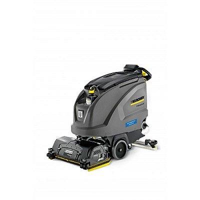 Lavadora e Secadora de Pisos Karcher B 60 W - R 55 Bateria