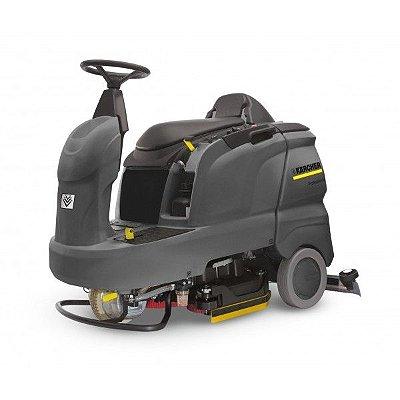 Lavadora e Secadora de Pisos Karcher B 90 R - R 65 Bateria