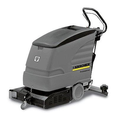 Lavadora e Secadora de Pisos Karcher BR 530 Elétrica 220v