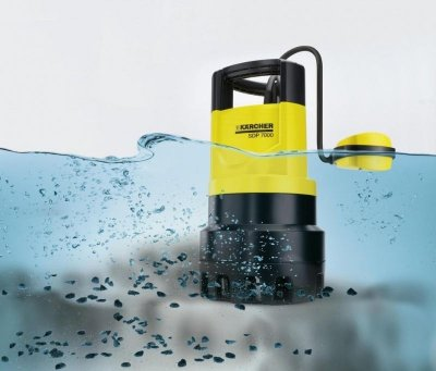 Bomba submersível Karcher SDP 7000