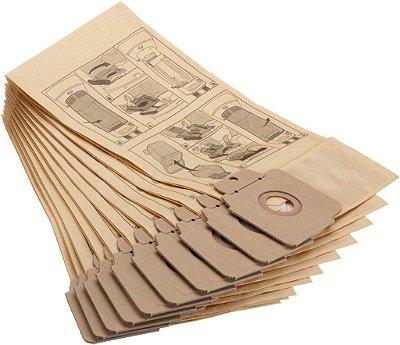 Filtro de papel p/ aspirador  CV 30/1 e CV 38/2