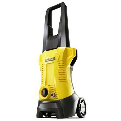 Lavadora de Alta Pressão Karcher K2 Power Amarelo 1600 PSI 1200W 110V