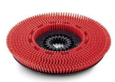 Escova de limpeza (vermelha) p/ Limpadora de Pisos Karcher BD 50/50