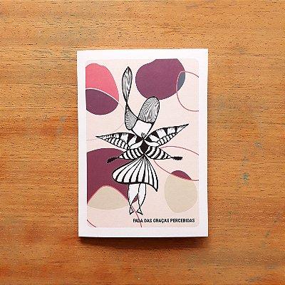 Cartão Fada das Graças Percebidas
