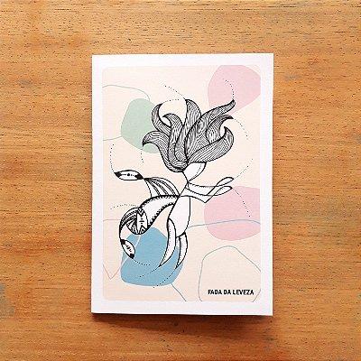 Cartão Fada da Leveza