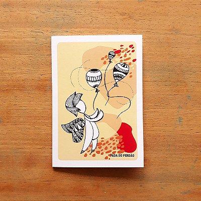 Cartão Fada do Perdão