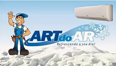 ART DO AR REFRESCANDO SEU DIA