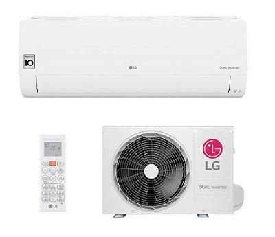 Ar Condicionado Split Hw Dual Inverter Voice LG 12000 Btus Quente/frio 220V Monofásico