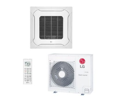 Ar Condicionado Split Cassete Inverter LG 24000 Btus Quente/frio 220V Monofásico