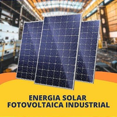 Energia Solar Fotovoltaica Industrial