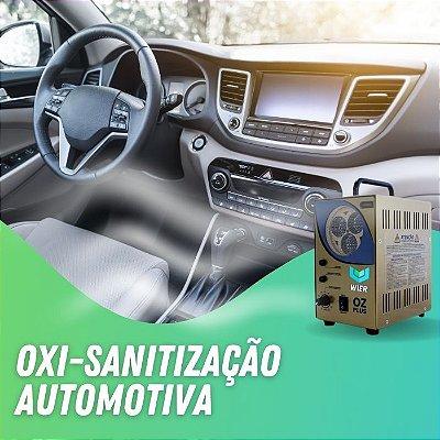 Higienização Oxi-Sanitização de Carros